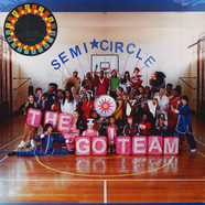 Go!Team, The - Semicircle Black Vinyl Edition