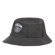 Stüssy - Washed Stock Lock Bucket Hat