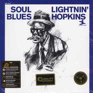 Lightin' Hopkins - Soul Blues 200g Vinyl Edition