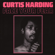 Curtis Harding - Face Your Fear Clear Vinyl Edition