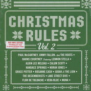 V.A. - Christmas Rules Volume 2 Red Vinyl Edition