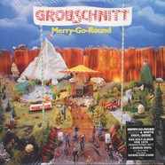 Grobschnitt - Merry-Go-Round Black & White Vinyl Edition