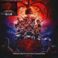 Kyle Dixon & Michael Stein - OST Stranger Things Season 2 Clear Splatter Vinyl Edition