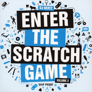 DJ Hertz - Enter The Scratch Game Volume 2 Clear Blue Vinyl Edition