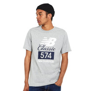 New Balance - MT81543 AG Tee