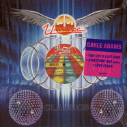 Gayle Adams - Your Love Is A Life Saver / Stretchin Out