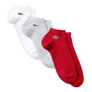 Lacoste - Ankle Socks (3 Pack)