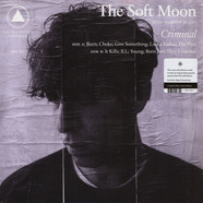 Soft Moon, The - Criminal Colored Vinyl Edition