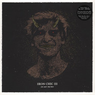 Iron Chic - III - You Can't Stay Here Red Vinyl Edition