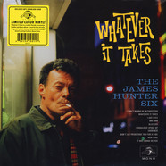 James Hunter Six, The - Whatever It Takes Colored Vinyl Edition
