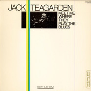 Jack Teagarden - Meet Me Where They Play The Blues