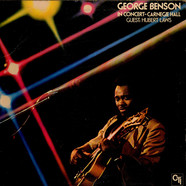 George Benson Guest Hubert Laws - In Concert - Carnegie Hall