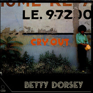 Betty Dorsey - Cry Out