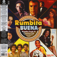 V.A. - Rumbita Buena: Rumba Funk & Flamenco Pop From The 1970s Belter & Discophon Archive