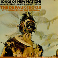 De Paur Chorus, The - The Songs Of New Nations