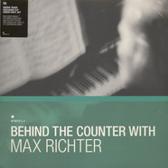 Max Richer - Behind The Counter With max Richter Green Vinyl Ediiton