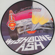 Wishbone Ash - Twin Barrels Burning Picture Disc Edition