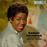 Sarah Vaughan - Great Songs From Hit Shows