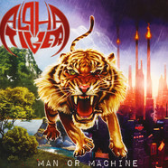 Alpha Tiger - Man Or Machine