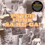 V.A. - Psych Funk Sa-Re-Ga! Seminar: Aesthetic Expressions Of Psychedelic Funk Music In India 1970-1983