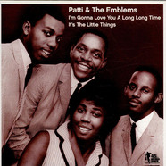 Patty & The Emblems - I'm Gonna Love You A Long, Long Time / It's The Little Things