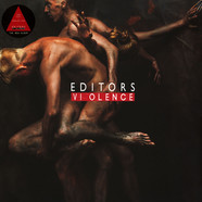 Editors - Violence Black Vinyl Edition
