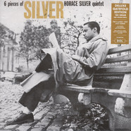 Horace Silver - 6 Pieces Of Silver Gatefold Sleeve Edition