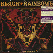 Black Rainbows - Pandaemonium Splatter Vinyl Edition
