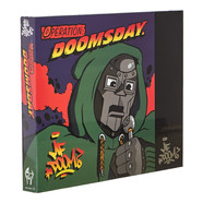 MF Doom - Operation: Doomsday - The 7-Inch Collection Box Set Black Vinyl Edition