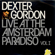 Dexter Gordon - Live At The Amsterdam Paradiso. Volume 1