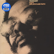 Allen Toussaint - Life, Love And Faith Blue Vinyl Edition