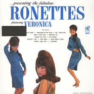 Ronettes - Presenting The Fabulous..