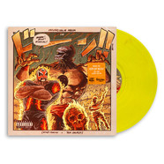 Invincible Mask (Kyo Itachi & Tha Soloist) - Boom Bap Bigelow Colored Vinyl Edition