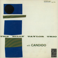 Billy Taylor Trio With Candido - The Billy Taylor Trio With Candido