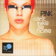 Pink - Can`t Take Me Home Black Vinyl Edition