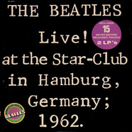 Beatles, The - LIVE ! At The Star Club In Hamburg, Germany, 1962