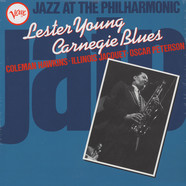Lester Young - Jazz At The Philharmonic: Lester Young Carnegie