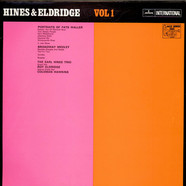 The Earl Hines Trio - Hines & Eldridge