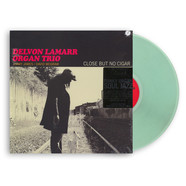 Delvon Lamarr Organ Trio - Close But No Cigar Coke Bottle Clear Vinyl Edition