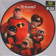 Michael Giacchino - OST The Incredibles Picture Disc Edition