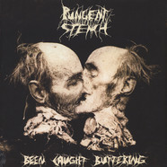 Pungent Stench - Been Caught Buttering Grey Vinyl Edition