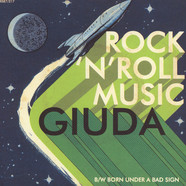 Giuda - Rock'N'Roll Music