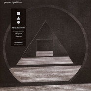 Preoccupations - New Material Black Vinyl Edition