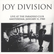 Joy Division - Live At The Paradiso Club Amsterdam 1980