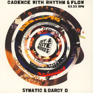 Symatic & Kutclass - Combinations With Rhythm & Flow Orange Vinyl Edition