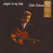 Eddie Cochran - Singin' To My Baby Gatefold Sleeve Edition