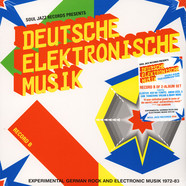 Deutsche Elektronische Musik - Volume 1 - Experimental German Rock And Electronic Music 1972-83 LP 2