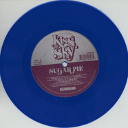 Kiss The Sky (Melinda Camille, John Robinson & Pat Van Dyke) - Sugar Pie / Glory Opaque Blue Vinyl Edition