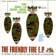 V.A. - The Friendly Fire E.P.
