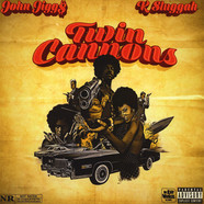 John Jigg$ & K-Sluggah - Twin Cannons Red Vinyl Edition